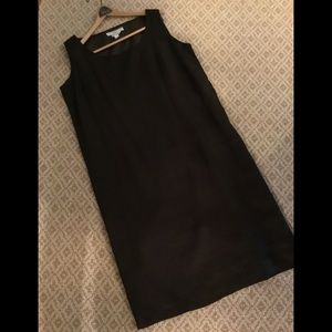 ⬇️Marina Basic Sheath in linen.  Size 29